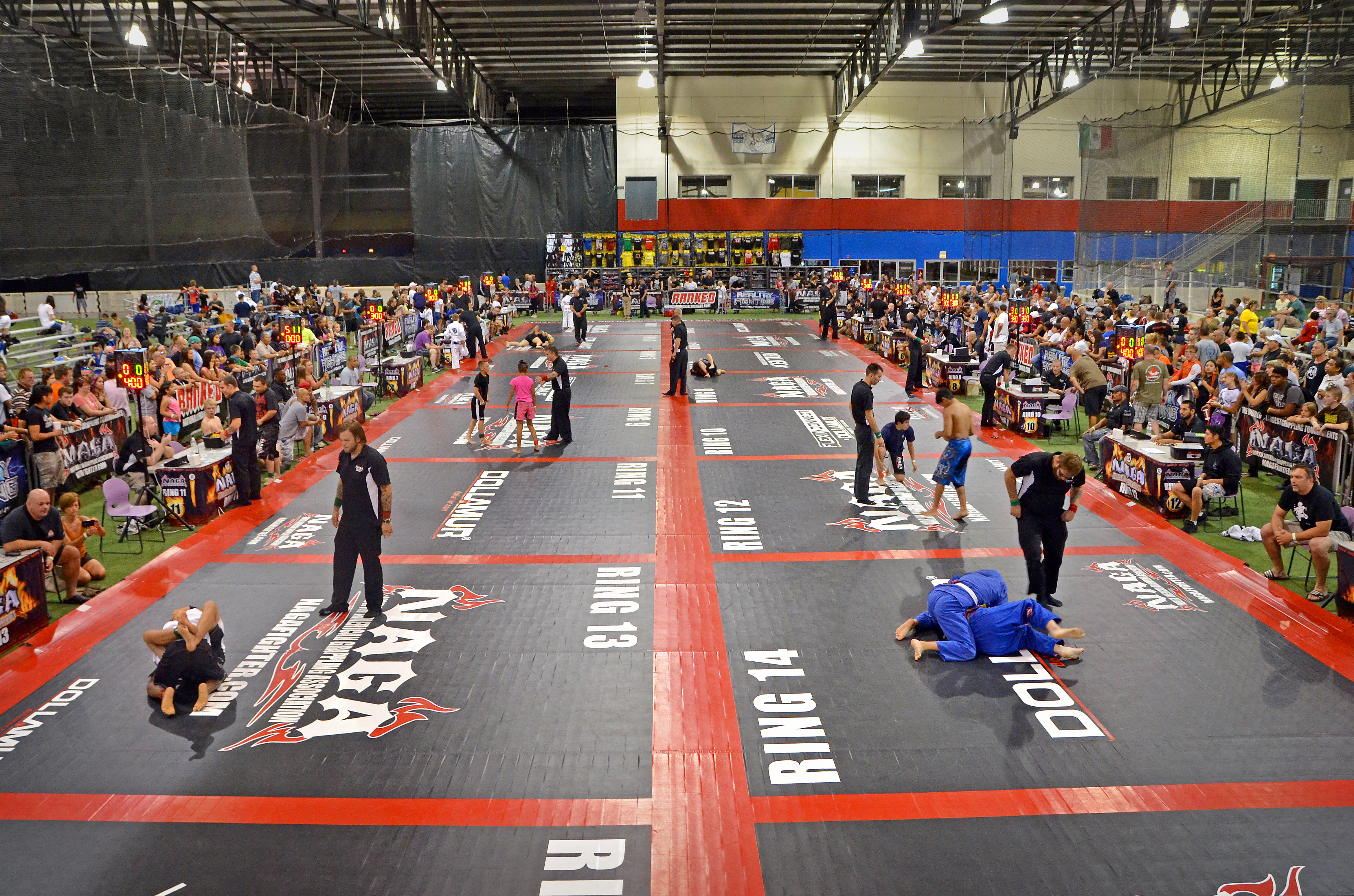 North American Grappling Association | Just Beyond the City Limits Blog
